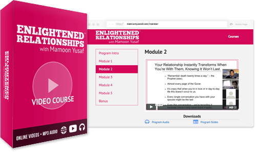 Enlightened Relationships Video Course